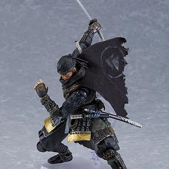 Ghost of Tsushima Jin Sakai Returns with Good Smile Company