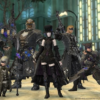 Final Fantasy XIV Online Patch 5.4 Trailer & Release Date Unveiled
