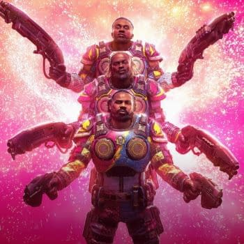 WWE's The new Day Will Be Added To Gears 5 As Characters