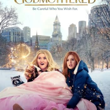 New Poster For Disney's Godmothered Released, Out On Plus December 4th