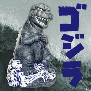 Godzilla 74 Tiki Mug Now Up For Order Over At Mondo