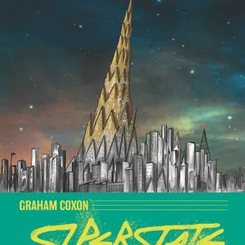Blurs Graham Coxon Creating New Graphic Novel Superstate