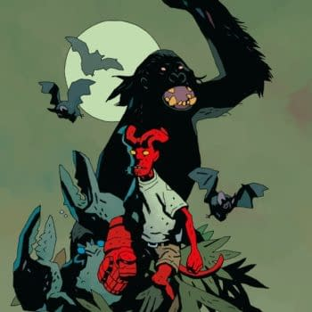 You've Had Baby Yoda, Teen Groot And Now... Young Hellboy