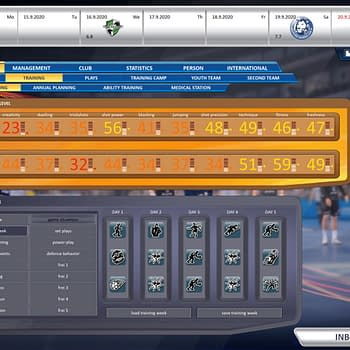 Handball Manager 2021 Will Release On Steam In January