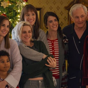 Watch The Trailer For Hulu Holiday Romantic Comedy Happiest Season