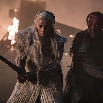 Game of Thrones: Iwan Rheon &#8211 Battle of Winterfell Absolute Genius