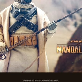Hot Toys Teases Two New 1/6th Scale Figures from The Mandalorian