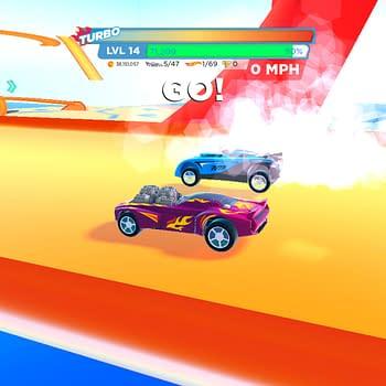 Mattel's Hot Wheels Open World Has Launched On Roblox