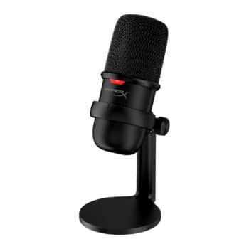 HyperX Releases Their New SoloCast USB Microphone