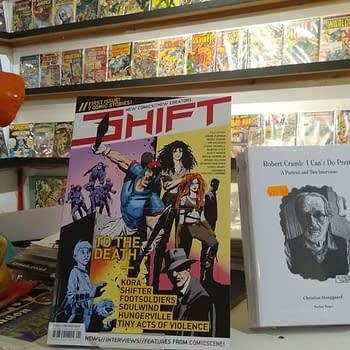 How Londons Orbital Comics Is Selling Robert Crumb In Lockdown