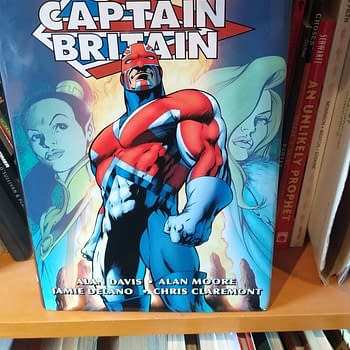 Marvel &#8211 Is It Time To Reprint The Captain Britain Omnibus