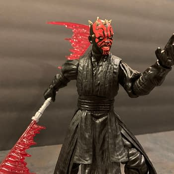 Lets Take A Look At Diamond Selects New Star Wars Darth Maul Figure
