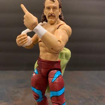 Lets Take A Look At Mattels New WWE Elite Legends Jake The Snake