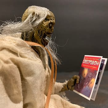 Lets Take A Look At The New NECA Creepshow Figure