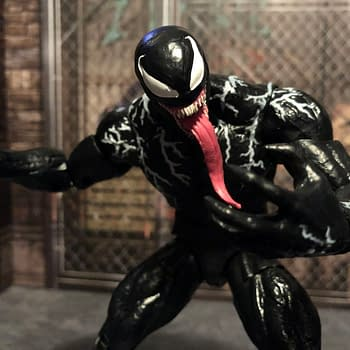 Venom is Back from 2018 in the Newest Marvel Legends Wave