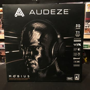 Audeze Mobius Gaming Headset Brings Comfort and Quality