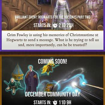Harry Potter: Wizards Unite Announces December 2020 Events