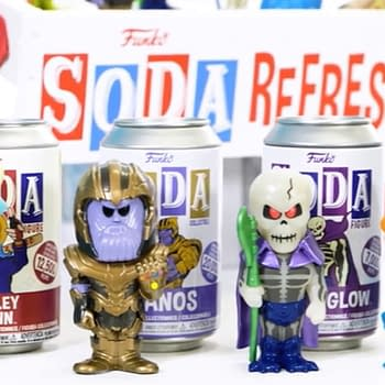 Funko Announces 8 New Funko Soda Vinyl During Funko FUN TV