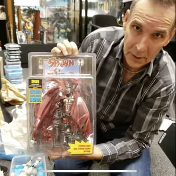 Spawn Remastered Kickstarter Figure Gets Update From Todd McFarlane