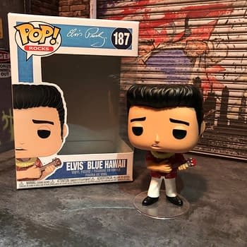 Elvis Presley Is Back and Returns to Blue Hawaii With Funko