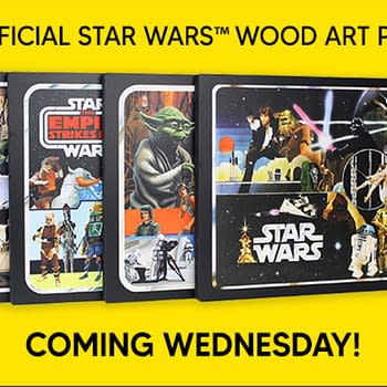 Vintage Star Wars Collector Case Art Returns with Regal Robot