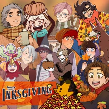 Tapas Announces Annual Inksgiving Event for November