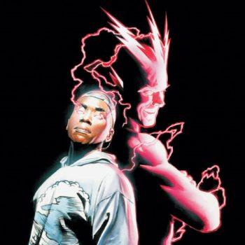 Stargirl cast Alkoya Brunson in the role of Jakeem Thunder for Season 2 (Image: WarnerMedia)