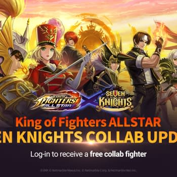 The King Of Fighters AllStar Gets A New Event With Seven Knights