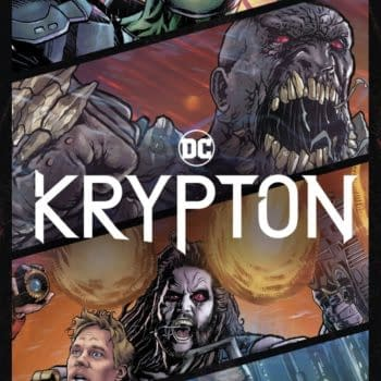 Obscure Comics: Krypton: Tales From the Phantom Zone #1
