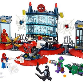 Spider-Man Has His Own Headquarters With New LEGO Set