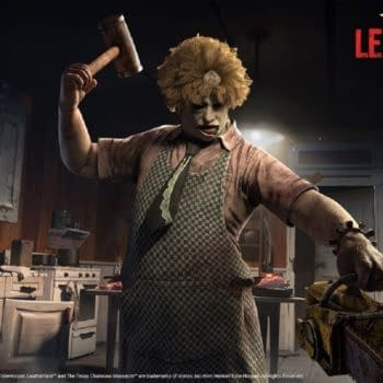 Dead by Daylight Gives Leatherface An Old Lady Outfit