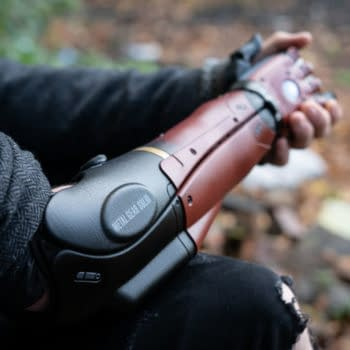 Konami and Open Bionics Release Official Metal Gear Solid Bionic Arm