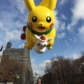 Pokémon Promises Pikachu Performance at Macys Thanksgiving Day Parade