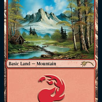 Magic: The Gathering Introduces Bob Ross Lands This Week