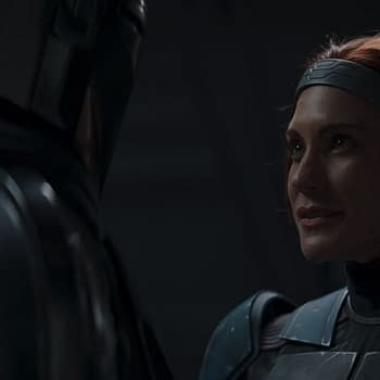 The Mandalorian: Katee Sackhoff Talks Bo-Katans Star Wars Journey