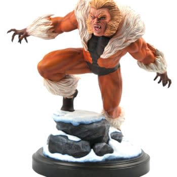 New Marvel Select Statues Include Firestar, Sabretooth and More