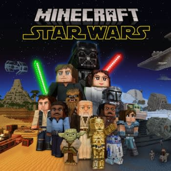 Star Wars Has Officially Come To The World Of Minecraft
