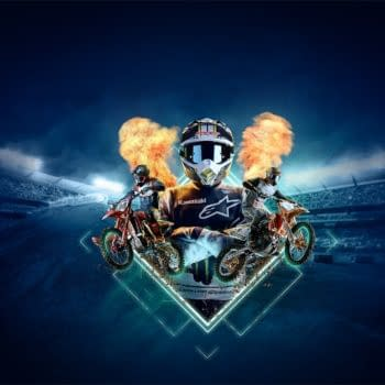 Monster Energy Supercross - The Official Videogame 4 Set For 2021
