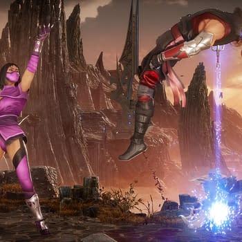 Mortal Kombat 11 Ultimate Finally Shows Off Mileena
