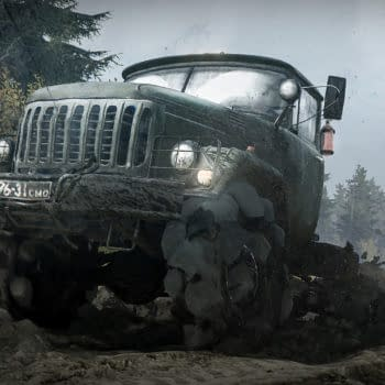 MudRunner Is Free On The Epic Games Store For A Limited Time
