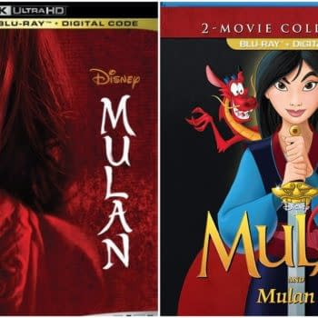 Both Disney Mulan Films Hit 4K Blu-ray Next Week