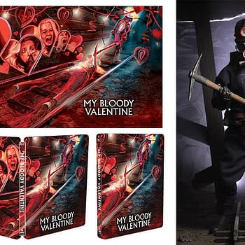 My Bloody Valentine NECA Figure &#038 Blu-ray Steelbook On The Way