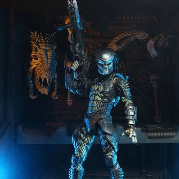 Predator 2 Scout Predator Available Now From NECA