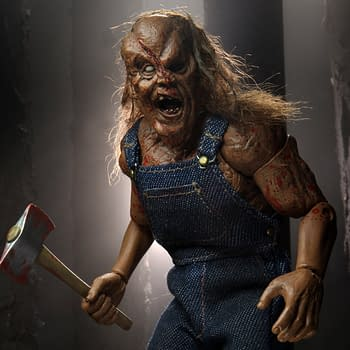 NECA Reveals Photos Of Victor Crowley 8-Inch Figure Out In January