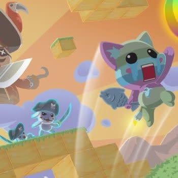 Atari Announces First Atari VCS Original Game With Neko Ghost, Jump!