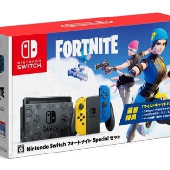 Nintendo Reveals A Cyber Monday Nintendo Switch Fortnite Bundle