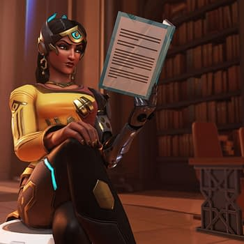 Overwatch Launches Symmetras Restoration Challenge &#038 A Short Story