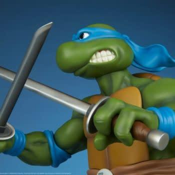 Teenage Mutant Ninja Turtles Get New Statue from PCS and Sideshow