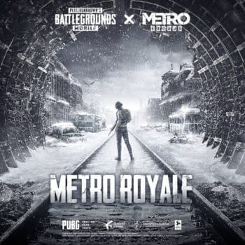 PUBG Mobile Collabourates With Metro Exodus For New Event