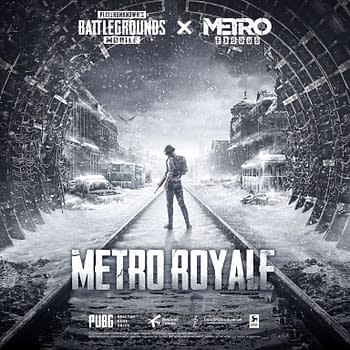 PUBG Mobile Collaborates With Metro Exodus For New Event
